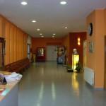 Hall casa de cultura