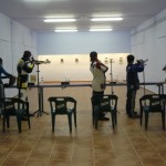 Salón de tiro de precisión