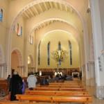 Interior Iglesia Parroquial de la Asunción