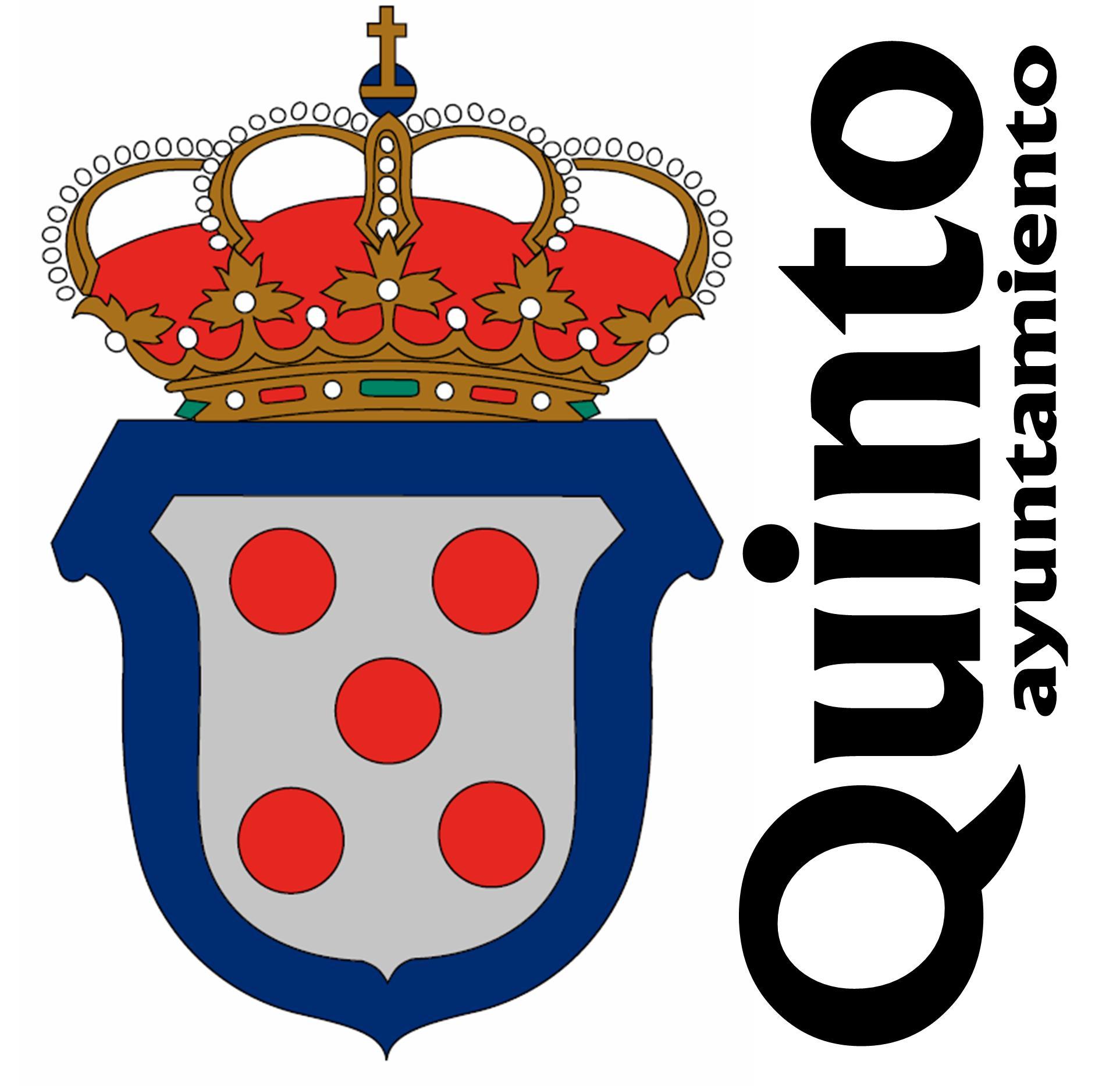 Logo Redes Sociales Ayto Quinto