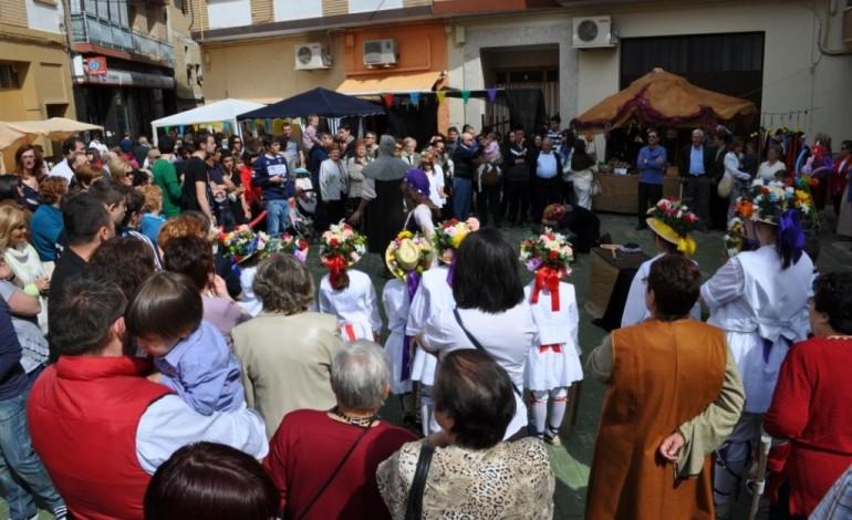 Abierto plazo solicitud puestos San Jorge/ Fiesta Medieval