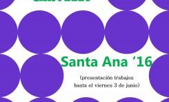 Concurso de carteles Fiestas 2016