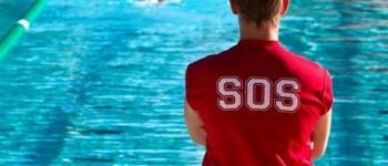 Proceso de selección de cuatro socorristas de piscina