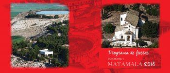 Felices Fiestas de Bonastre y Matamala 2018