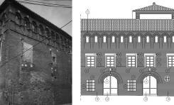 A licitación la restauración de las fachadas de la Casa del Cura