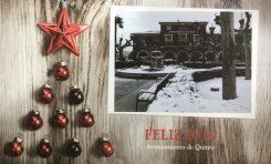 El Ayuntamiento de Quinto te desea ¡Feliz 2019!