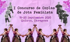 I Concurso de coplas de Jota feminista