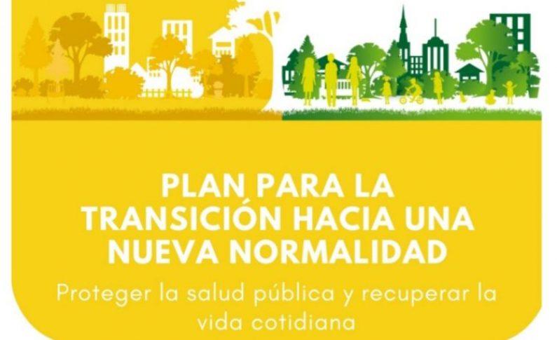 """Hacia la """"nueva normalidad"""""""