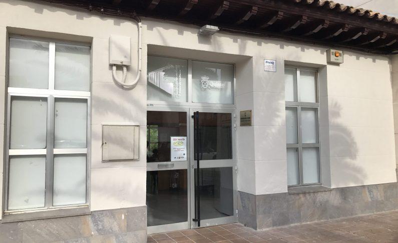 A licitación la reforma integral de la Casa de Cultura Jardiel Poncela