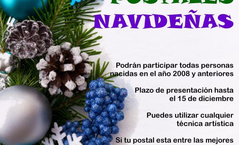 Concurso de postales Navideñas.